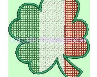 "3.75/""x7.5/"" Happy St Patricks Day Ireland Shamrock Decal Vinyl Bumper Sticker"