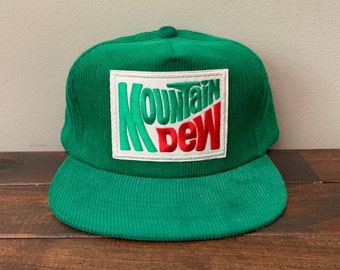 3b564d9f8 Mountain dew hat | Etsy