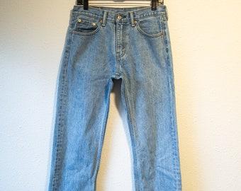 bde1df8d6d6 Vintage Levi's 505 men / unisex jeans