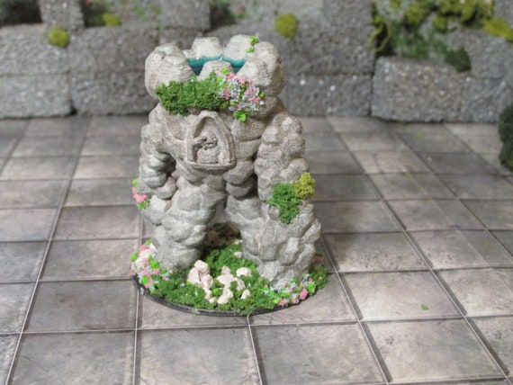 Earth Elemental Stone Tower