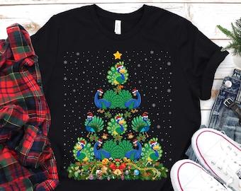 Peacock Christmas Etsy