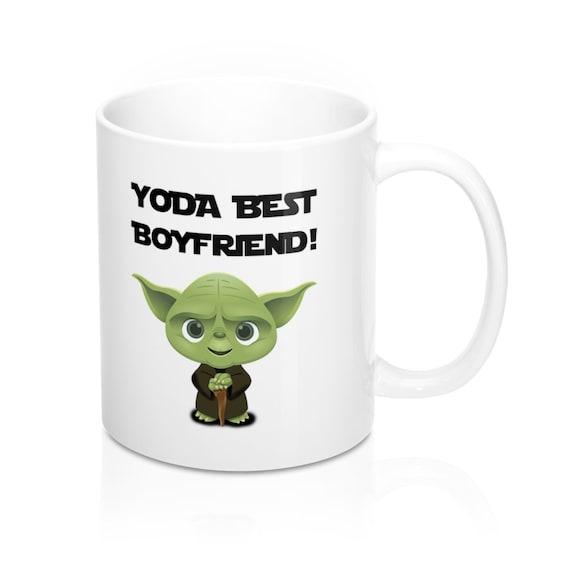 Yoda Best Husband Coffee Mug