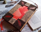 Phoenix Grimoire - A5, 400 pages, eco friendly and vegan