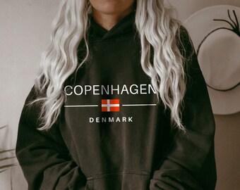 Denmark Gift Hoodie Denmark Is Calling And I Must Go Hoodie Danish Gift Hoodie,Copenhagen Hoodie Scandinavia Hoodie Danish Pride Hoodie