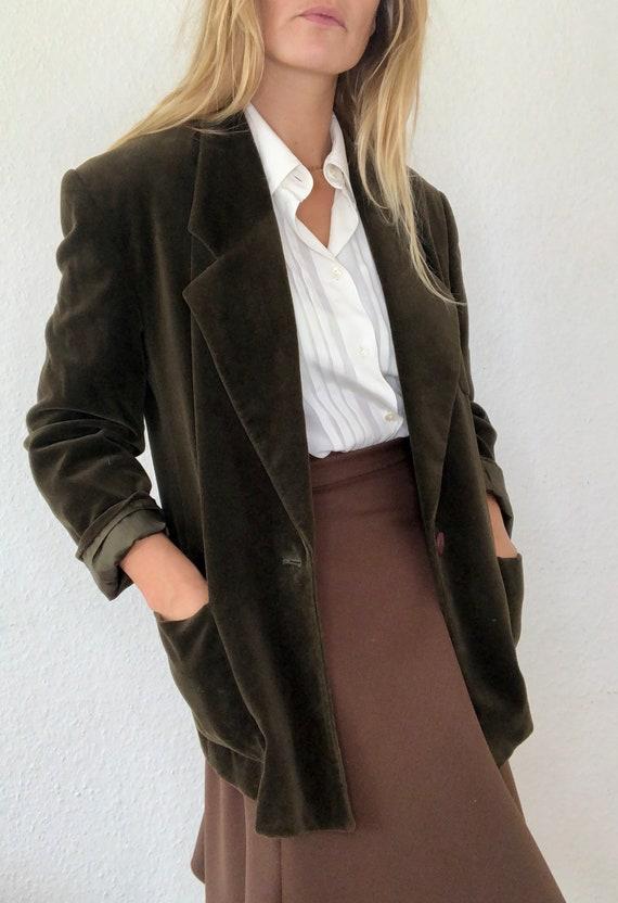 EXCLUSIVE beautiful vintage blazer by van Laack in