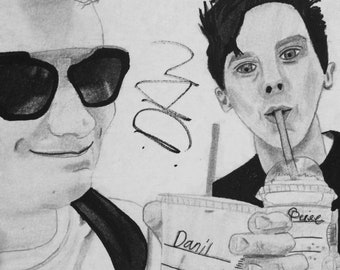 91c74f92cb0 Dan and Phil portraits