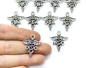 U-PICK Any 10 Individual Charms in my store from all listings Mix and Match