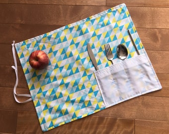 Picnic School Any Occasion Tablemat Lunch Work Table holder