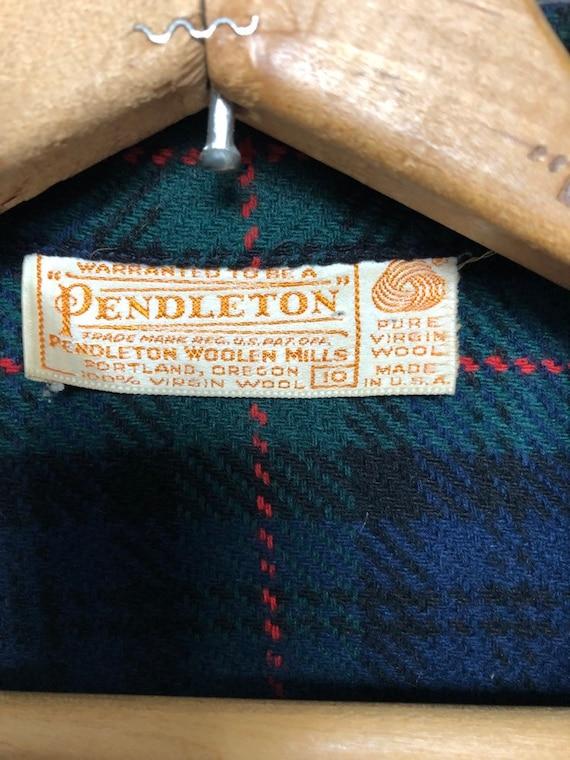 Vintage Pendleton shirt jacket - image 3
