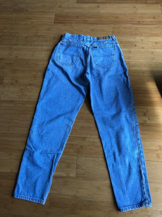 Vintage Lee Riders jeans - image 4