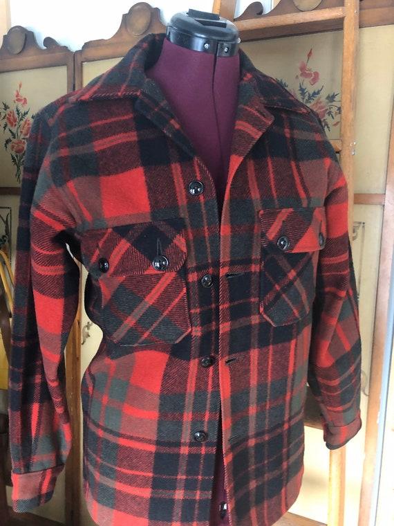 vintage Woolrich jacket