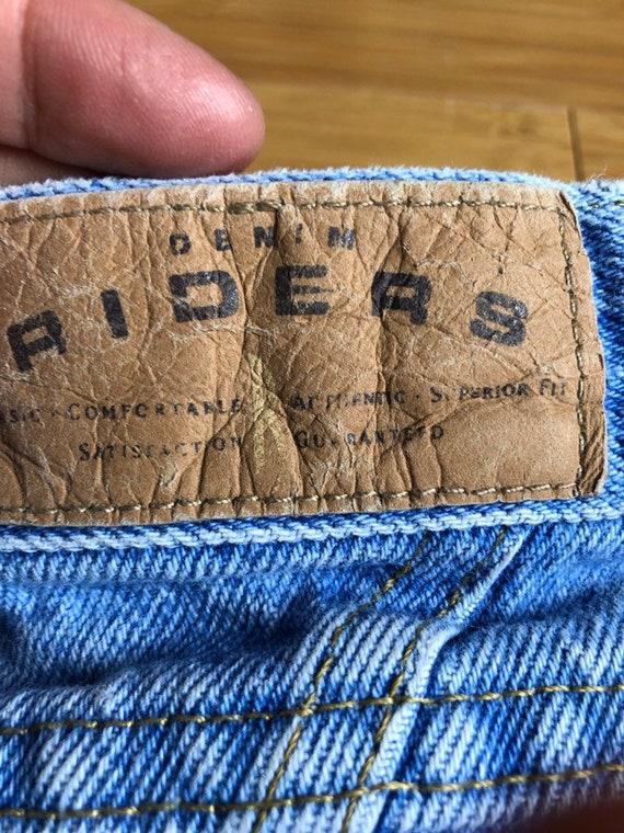 Vintage Lee Riders jeans - image 3
