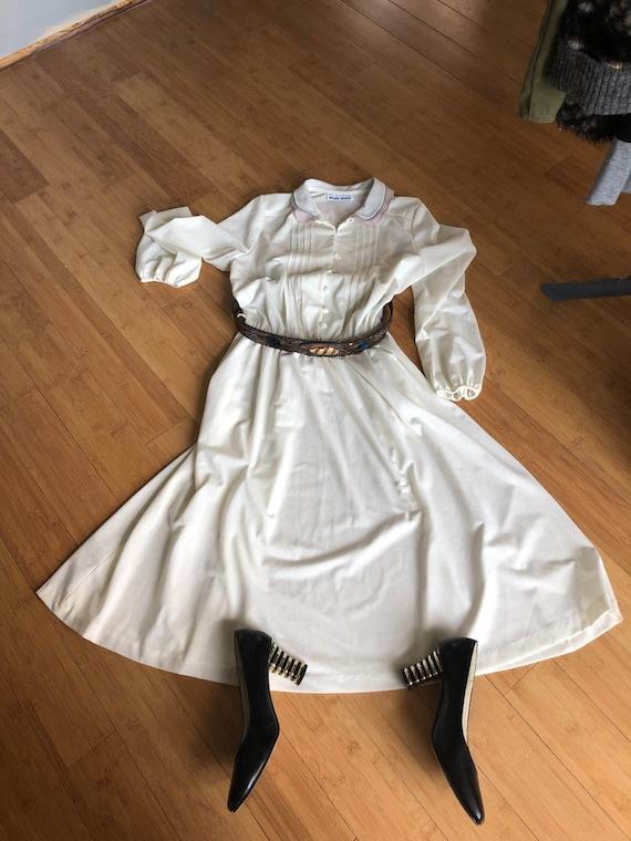 Vintage toni todd dress