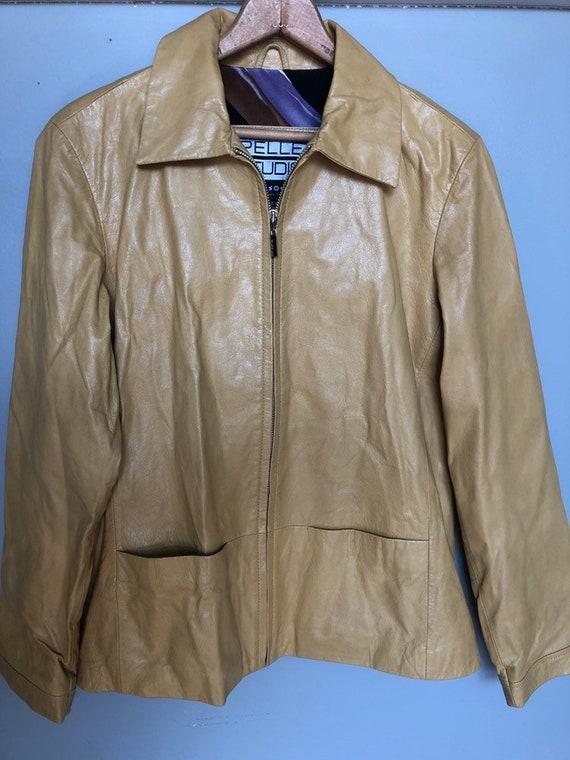 Wilsons vintage leather jacket
