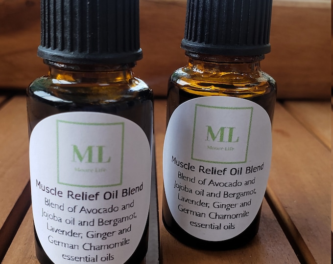 Moore Life Essential Oil Pain Relief Blend