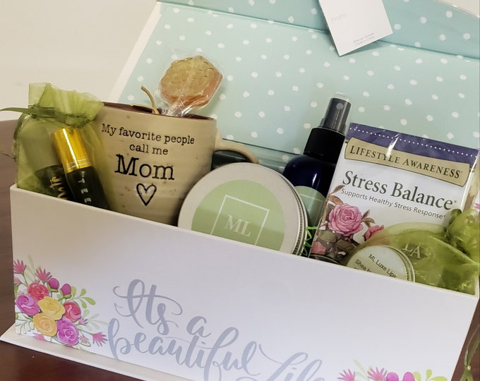 "Moore Life ""For Mom"" Gift Basket"