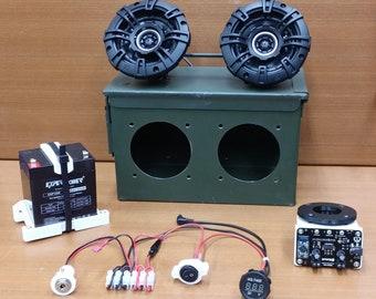 Bluetooth speaker kit | Etsy