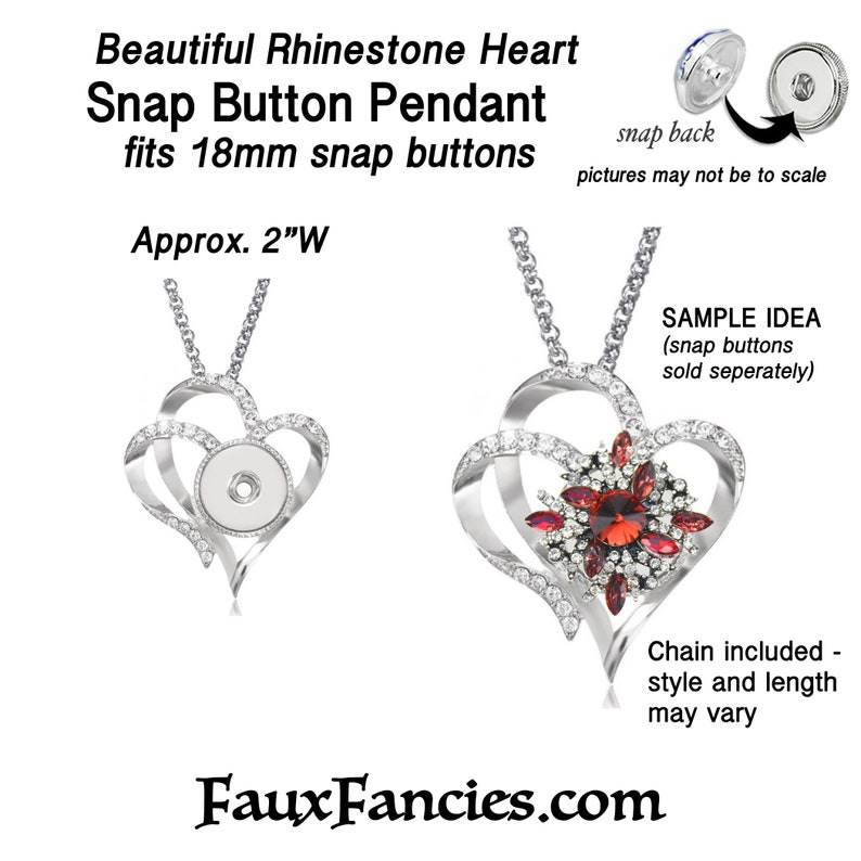 Snap on Jewelry Snap Buttons Ginger Snap Jewelry, 18-20mm