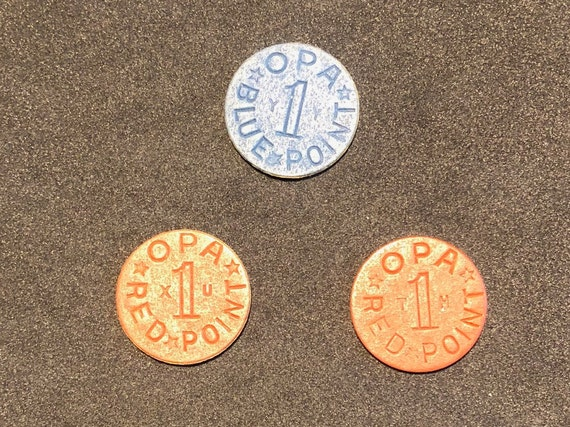 OPA Blue Point Ration Token War
