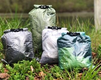 Dyneema Ultralight Waterproof Roll Top Dry Bag Cuben Fiber DCF