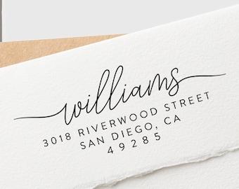 RETURN ADDRESS STAMP, Custom Return Address Stamp, Self Ink Return Address Stamp, Custom Stamp Address, Self Inking Stamp, Custom Self Ink