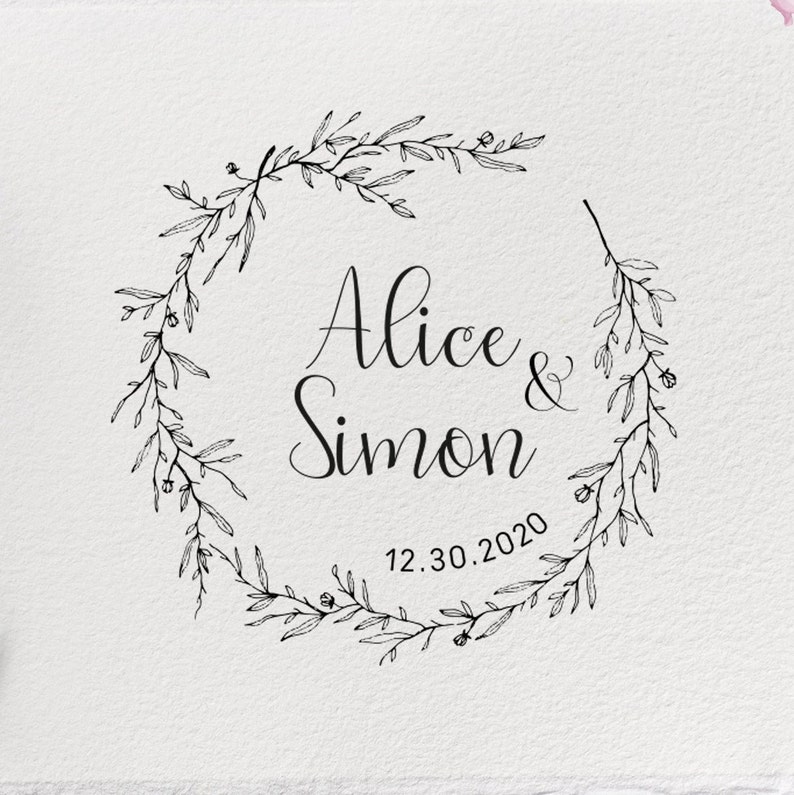 e7dedbf9bb CUSTOM WEDDING STAMP, Wedding Stamp, Personalized Wedding Stamp, Invitation  Stamp, Wedding Favor Stamp, Favor Stamp, Custom Favor Stamp