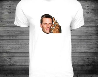 772241b25515df Tom Brady 6 Rings T-Shirt