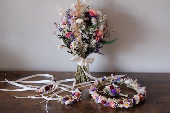 Brautstrauß Serie Landleben