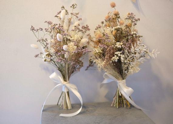 Trockenblumenstrauß Lina  in zwei Größen , dried bouquet, Trockenstrauß, dried Flowers, Trockenblumen,