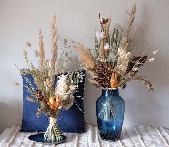 Trockenblumenstrauß Boho Home, 2 Größen , dried bouquet, Trockenstrauß, dried Flowers, Trockenblumen,
