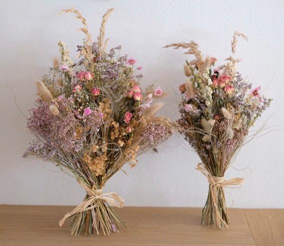 Trockenblumenstrauß Rosalie, 2 Größen , dried bouquet, Trockenstrauß, dried Flowers, Trockenblumen, (DHL)