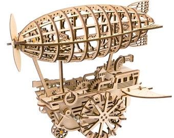 Toy zeppelin | Etsy