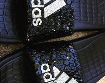 dec28286a Custom Adidas Slides
