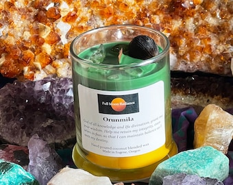 Orunmila, African God of Wisdom and Divination