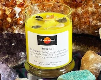 Belenos, Celtic Sun God