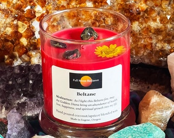 Beltane Candle, May 1st