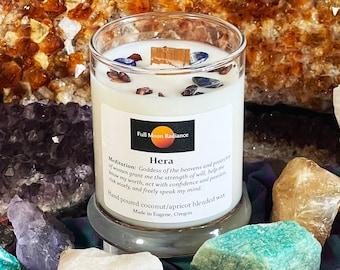 Hera, Greek Goddess of Heaven and the Olympians