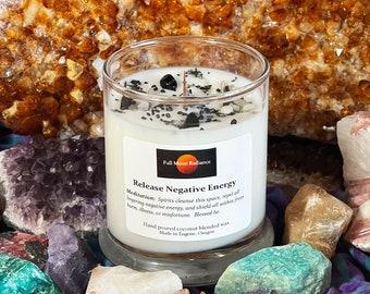 Release Negative Energy
