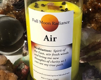 Air Element Candle, East Direction