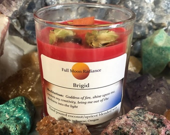 Brigid, Celtic Goddess of fire, forge and the hearth