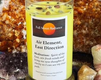 Elemental Spirit Candles