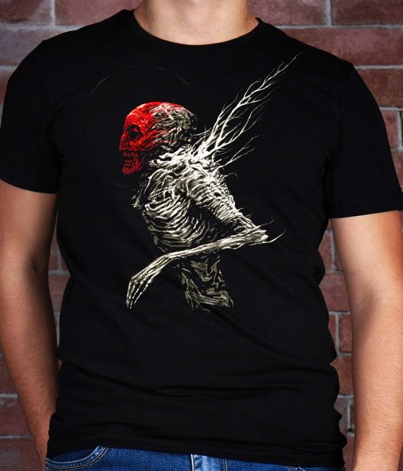 100 Demons Tee Hardcore Punk Band Tee Tshirt Black New Men/'s T-Shirt