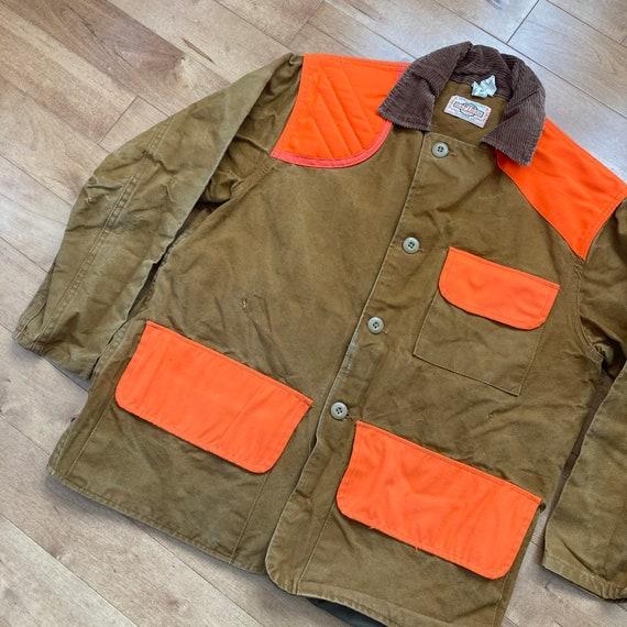 80s SafTBak Hunting Clothes Jacket Vintage 1980s W