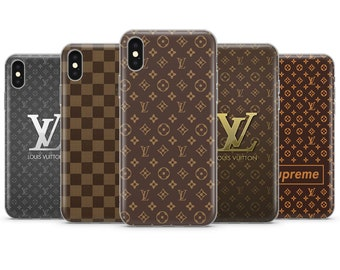 48c40e2ea9a90 Phone Case Inspired by LOUIS VUITTON Fashion Trendy Shockproof Silicone  Cover Skin iPhone 5 6 6+ 7 8 7+ 8+ X XR samsung S5-10 J3-8 A3-9 78