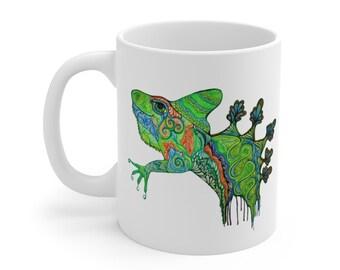 Bohemian Basilisk Mug