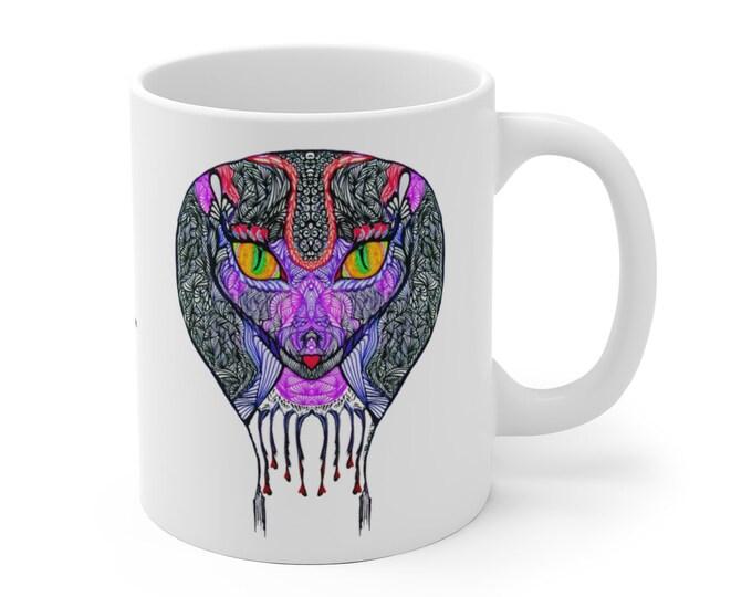 Classy Cobra Mug