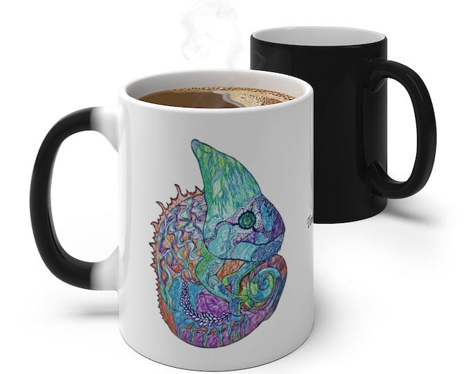 Chameleon Color Changing Mug