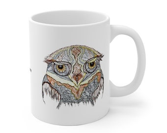 Owl Bird Mug
