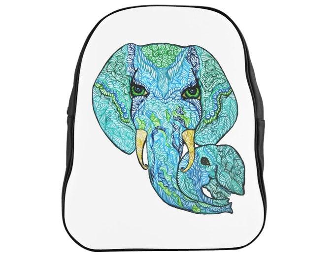 Elephant School Backpack
