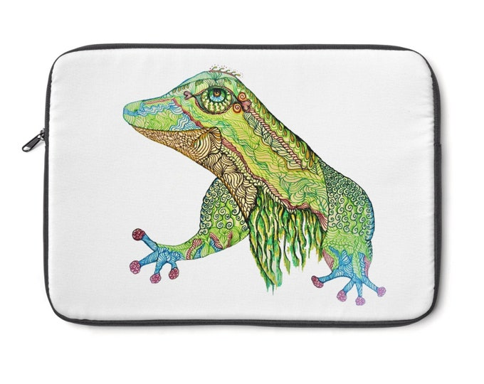 Gecko Laptop Sleeve